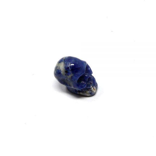 Sodalite Mini Skull All Polished Crystals crystal mini skull