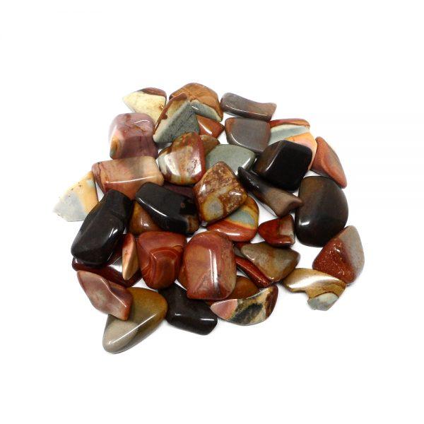 Desert Jasper md tumbled 8oz All Tumbled Stones bulk desert jasper