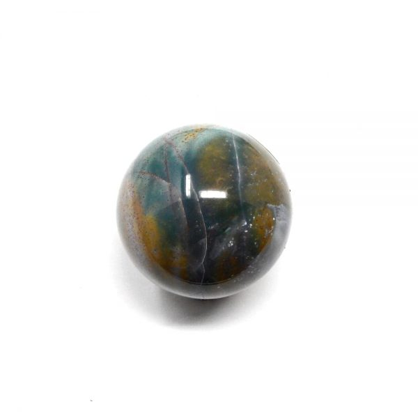 Fancy Jasper Sphere 50mm All Polished Crystals crystal sphere