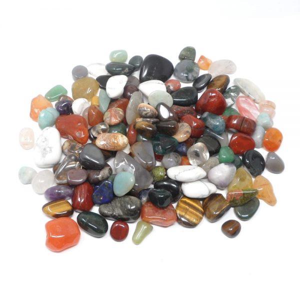 Mixed Tumbled Stones mixed sizes All Tumbled Stones bulk tumbled stones
