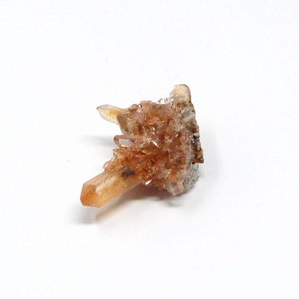 Creedite Crystal Cluster All Raw Crystals creedite