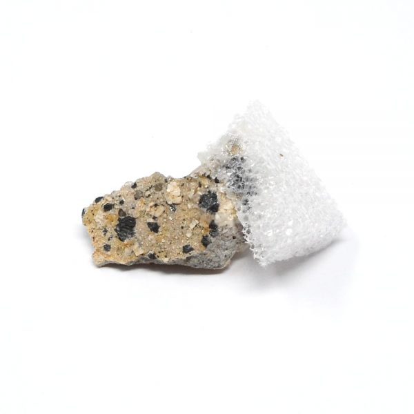 Magnetite (Lodestone) on Matrix All Raw Crystals lodestone