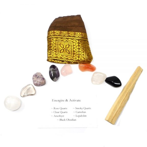 Crystal Kit ~ Energize & Activate All Specialty Items activation crystals