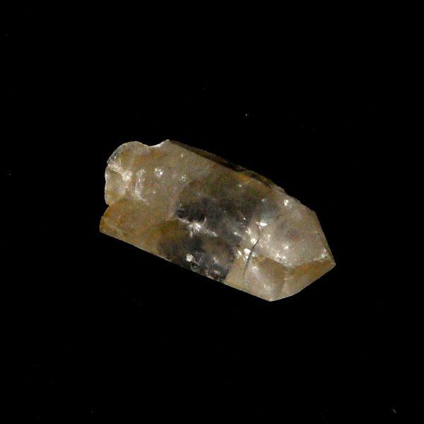 Golden Lemurian Quartz Point All Raw Crystals golden lemurian