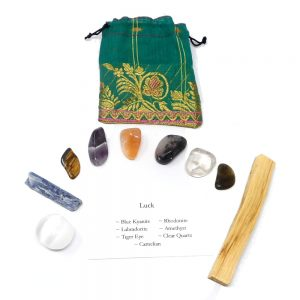 Crystal Kit ~ Luck All Specialty Items blessings crystals