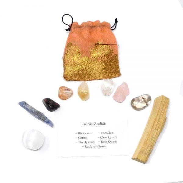 Crystal Kit ~ Taurus Zodiac All Specialty Items crystal kit