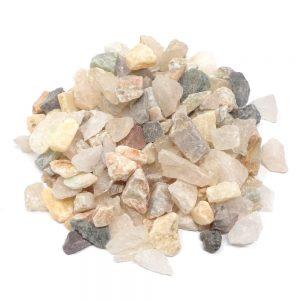Raw Mixed Stones xs/sm 16oz All Raw Crystals bulk crystals