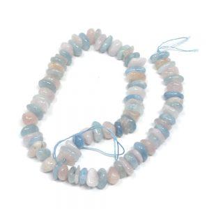 Beryl Bead Strand All Crystal Jewelry bead