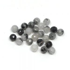 Tourmalinated Quartz Beads All Crystal Jewelry crystal beads